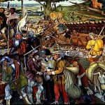 Mexican Mural Painting Made The Masses Hero Monumental Art