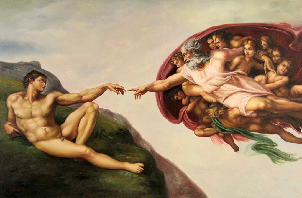 Michelangelo Paintings For Wholesale