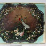 Mildred Knight Norwood Antique Toleware Art Decals Ebay Tole