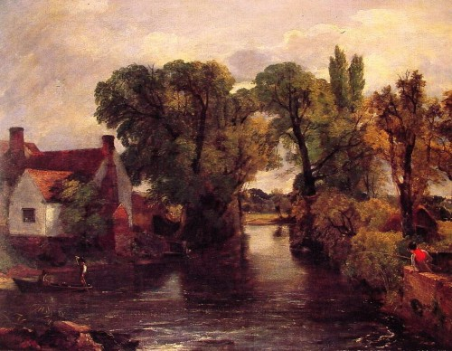 Mill Stream John Constable China Oil Painting Gallery