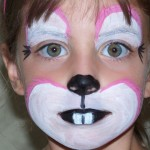Mmy Line Face Painting