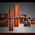 Modern Abstract Painting China Oil Handmade