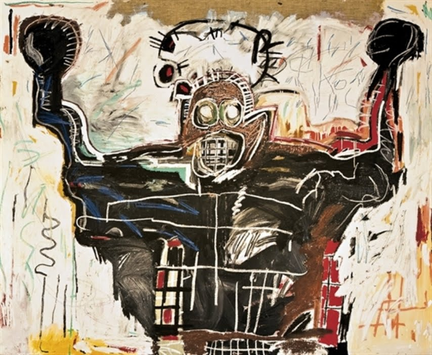 Modern Design Fanatic Jean Michel Basquiat