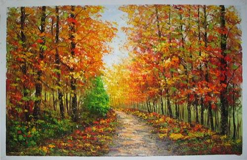 Modern Landscape Painting Oil Paintings Sinoorigin