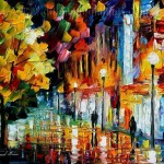 Modern Oil Paintings Abstract Handmade