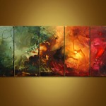 Modern Painting Abstract And Art