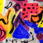 Modern Painting From Our After School Art The