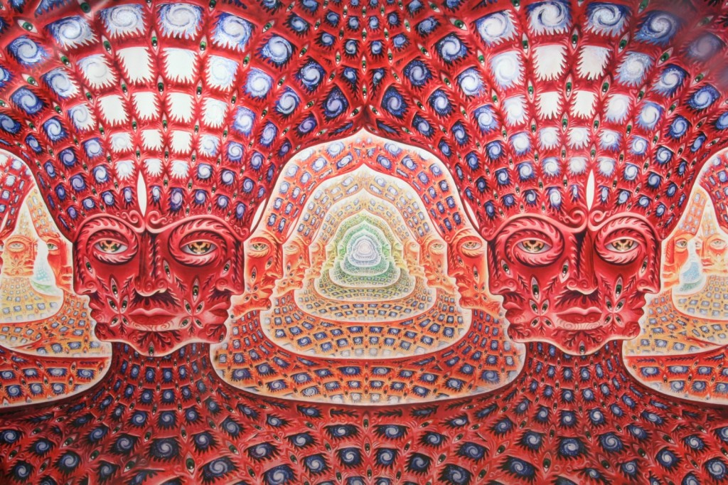 Modern Psychedelic Visionary Artists You Need Know