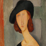 Modigliani Portrait Jeanne Hebuterne Was The Highlight