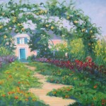 Monet Nasturtiums Recent Paintings