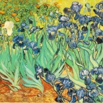 Most Expensive Paintings The World Ever Sold Irises Top
