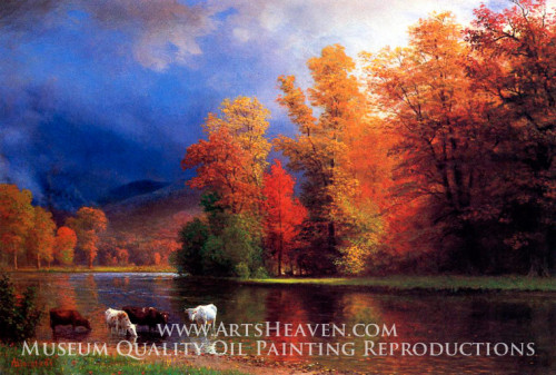 Most Famous Artists Specialize Nature Paintings Artsheaven