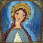 Mother Mary Paintings