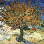 Mulberry Tree The Vincent Van Gogh Painting