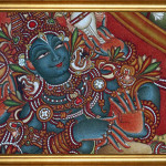 Mural Paintings Hindu Kerala Art