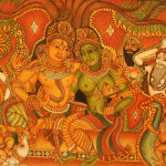 Mural Paintings Kerala Temples