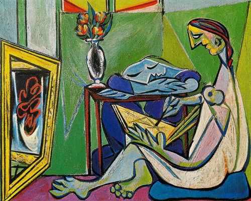 Muse Pablo Picasso Wikipaintings