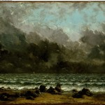 Museum Art European Paintings Gustave Courbet The Sea