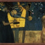 Musique Gustav Klimt Paintings For Sale