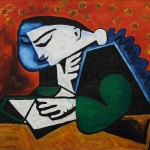 Names Pablo Picasso Paintings Cubism