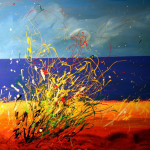 Naturalism Online Painting Gallery Ibiza Abstract Landscape