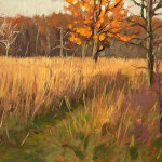 Nature Center Painting Wehr Fine Art Print