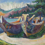 New Emily Carr Paintings The Vancouver Art Gallery Inside