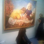 New John Currin Rug From Art Production Fund