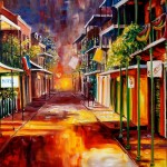 New Orleans Art Diane Millsap Twilight