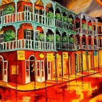 New Orleans Rhapsody Red Sold Diane Millsap From