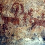 News Network Old Rock Paintings Discovered Central India
