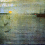Nocturn Sun James Mcneill Whistler Wikipaintings