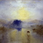 Norham Castle Sunrise William Turner Wikipaintings