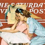 Norman Rockwell Painting Dreamboats Sold For Million