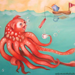 Octopus Art Flickr Sharing