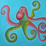 Octopus Brooklyn Art Project