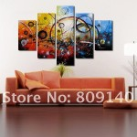 Office Wall Art Decor High Quality Handmade Painting Calligraphy