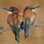 Oil Painting Birds China