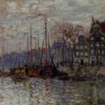 Oil Painting For Sale Amsterdam Genuine Hand Painted Other