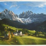Oil Painting Landscape China Paintings