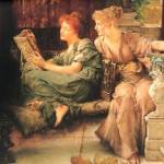 Oil Painting Reproduction Alma Tadema Comparisons
