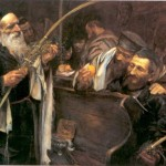 Oil Painting Reproduction Jewish Art Canvas For Sale