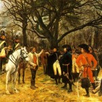 Oil Painting Reproduction Meissonier General Desaix And The