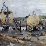 Oil Painting Reproduction This Artist Berthe Morisot
