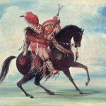 Oil Painting Reproduction This Artist George Catlin