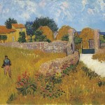 Oil Painting Reproduction Van Gogh Cottage