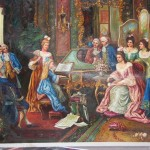 Oil Painting Wholesale Sell Pai Palaces