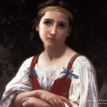 Oil Painting William Adolphe Bouguereau