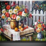 Oil Painting Wood Paper Yxhhg For Sale Item
