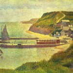 Oil Paintings Art Collections German Port Bessin